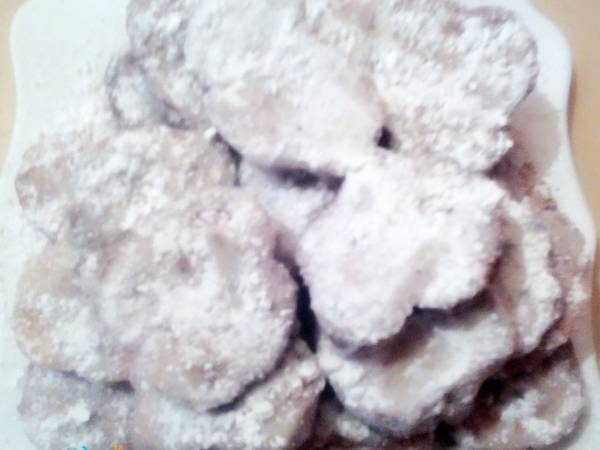 من خبز الى حلويات 😘