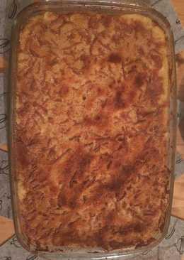 صينية بطاطا بالحليب