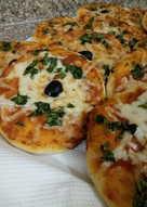 ميني بيتزا لنزهات