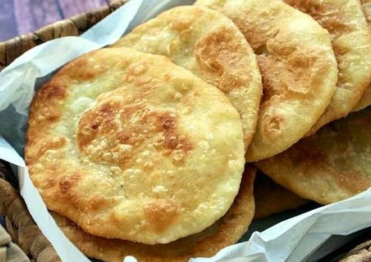 😋 خبز بوري بالبطاطس 😘