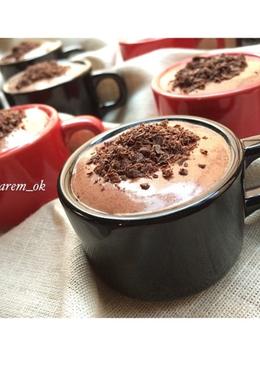 حلى الكاسات بالشوكولاته