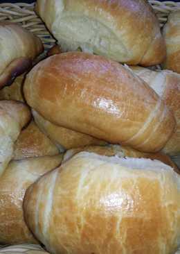 خبز الحليب طعم وريحة رووعة ☺ 😋