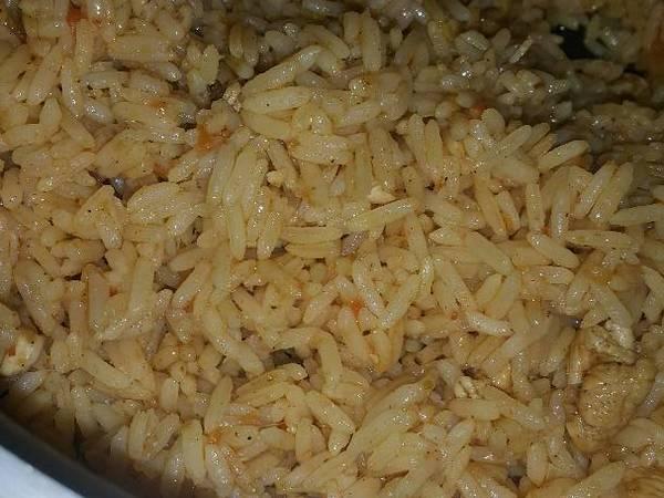 الرز البسمتى