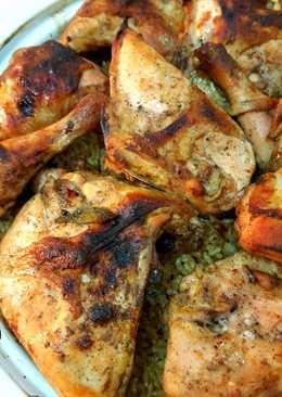 طاجن الدجاج بالرز # نجم_ العزايم