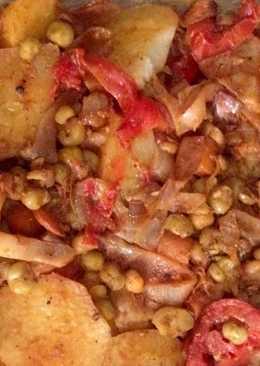 ايدام البازيلا بالدجاج 🍗