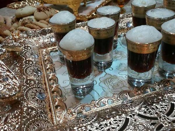 الشاي الجزائري الصحراوي