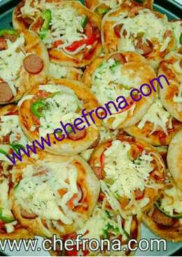 مينى بيتزا 🍕