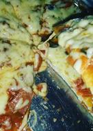 بيتزا خفيفة ولذيذة وسريعة