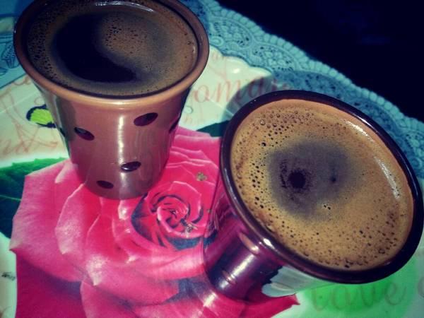 قهوة اردنية عربية