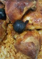 كبسة الدجاج 😋👍