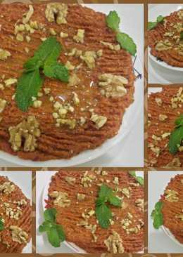 المحمرة من مقبلات مائدة رمضان