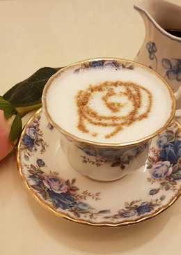 شراب القهوة (coffee syrup)