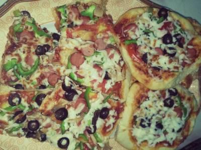 ميني بيتزا 🍕