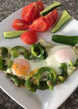 بيض مقلي للدايت  #نجم_الفطور
