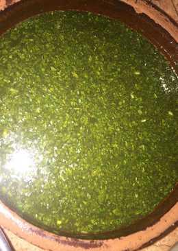 ملوخيه خضراء