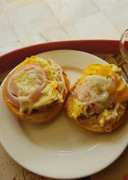 فطور بيض لذيذ