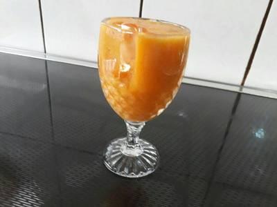 عصير قمر الدين بطريقة سهلة ولذيذة😋