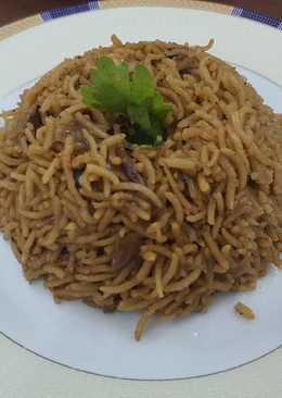 أرز الصياديه (الاسود)