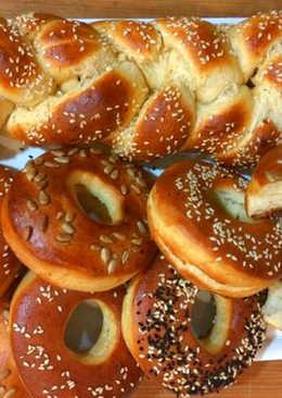 خبز هش للإفطار