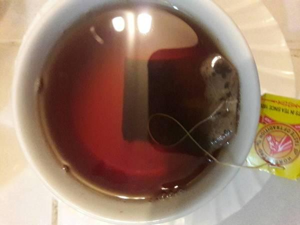 شاي ع طريقة السوريه