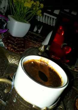 قهوة تركيه❤⚘ #شهر_الخير