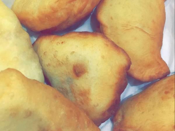 سمبوسك البطاطس و التونه الحاره
