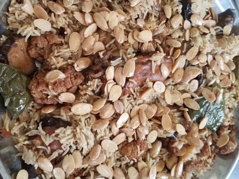 photo - مقلوبة من المطبخ العربي بطريقتي الخاصة