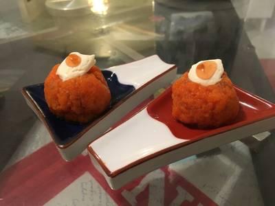 Maçãzinhas de cenoura