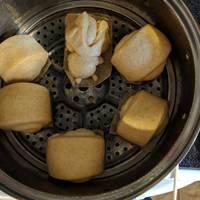 Panasonic SD-BMS105T -麵包機做-Milk Steamed Bread-鮮奶饅頭❤!!!