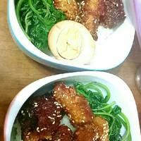 柚子蜜咕咾肉