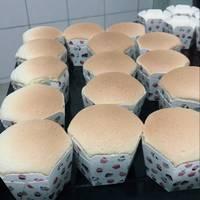 杯子蛋糕(戚風做法)