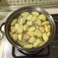蘋果苦瓜排骨湯
