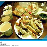 [麵食] 香酥鍋貼