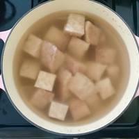 冰心蜜糖芋頭