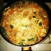 菇菇酸辣湯