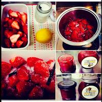 當季美味草莓果醬