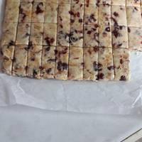 蔓越莓雪q餅♥免烤箱簡易小點心