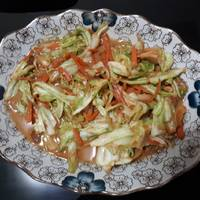 腐乳高麗菜 ◆華麗風高麗菜12