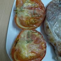 【義大利香料烤蕃茄】