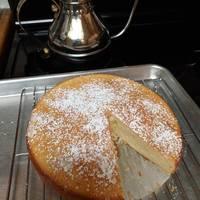 熱牛奶蛋糕