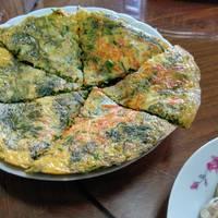 胡麻油茴香煎蛋