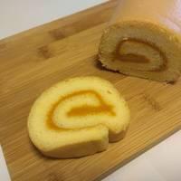 南瓜蛋糕卷