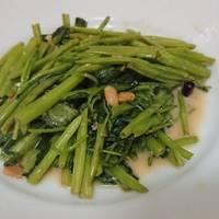 腐乳空心菜