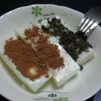 鮮奶雪花糕 (影音)