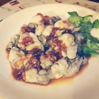 蒜泥鮮蚵 - 快速上桌的滑嫩美味