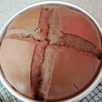 巧克力戚風蛋糕(6吋)