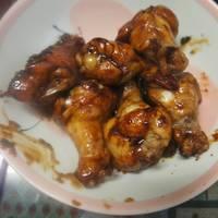 蜂蜜醬燒雞翅