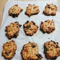 燕麥餅乾(無油無糖)