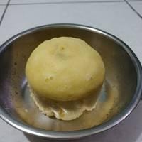 鬆餅粉蒸蛋糕