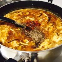 簡單做出美味的酸辣湯